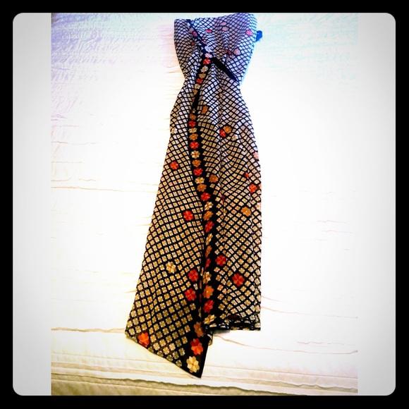 Maison Martin Margiela Dresses & Skirts - ❤️HOST PICK❤️Designer ONE OF A KIND Silk Dress‼️